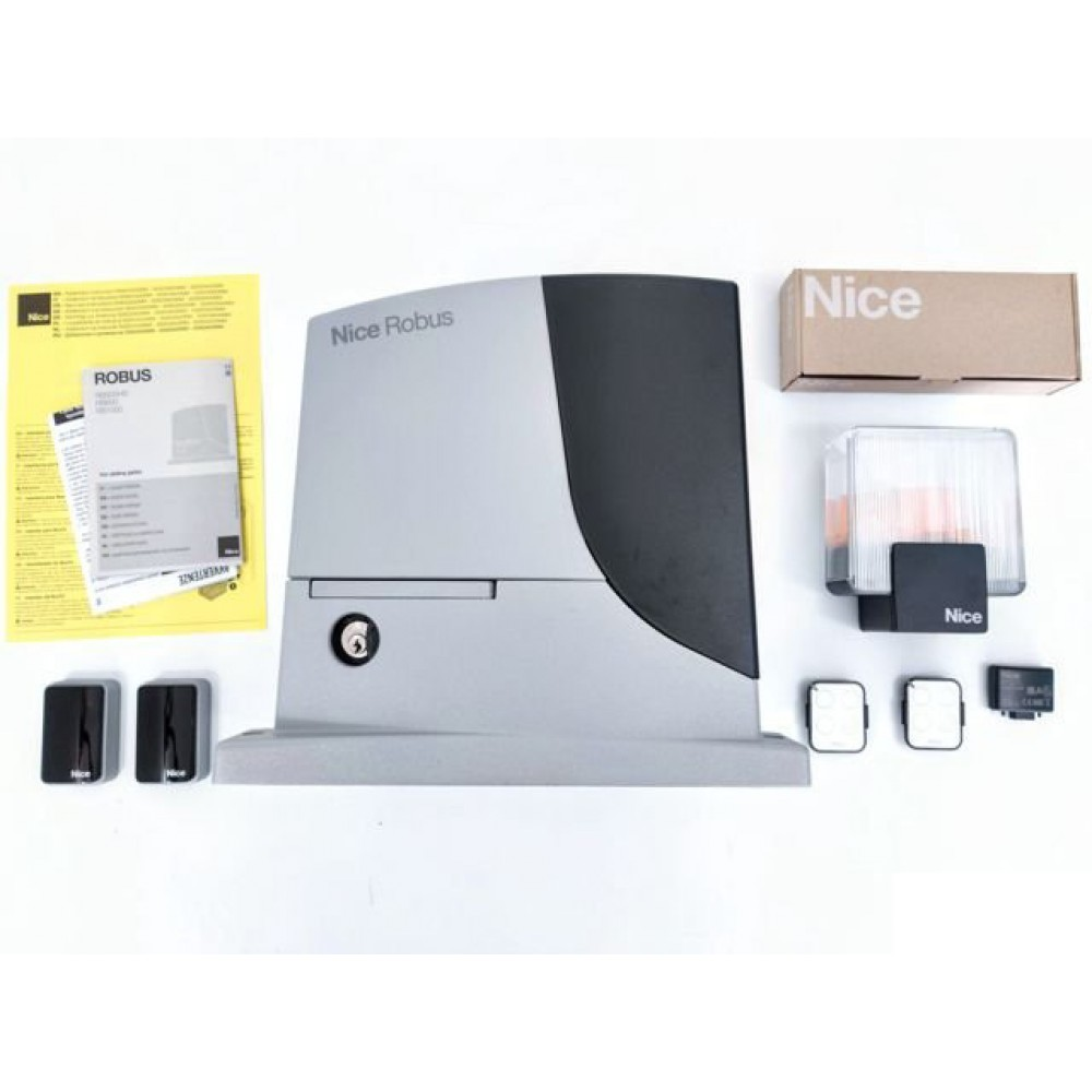 Комплект автоматики Nice ROBUS 1000 BD KIT2