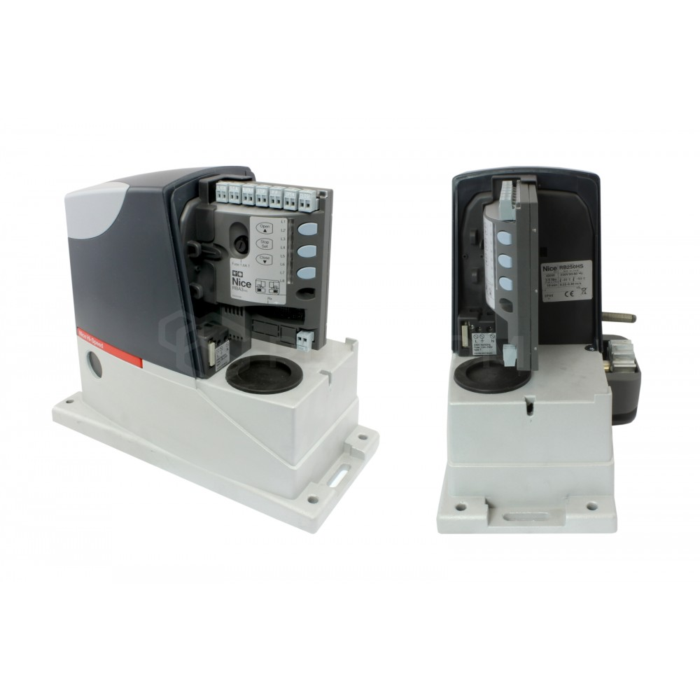 Комплект автоматики Nice ROBUS 500 HS BD KIT2