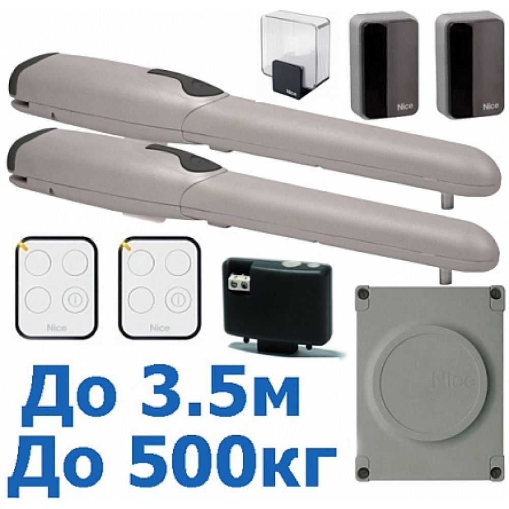 Комплект автоматики Nice WINGO 5024 BD KCE