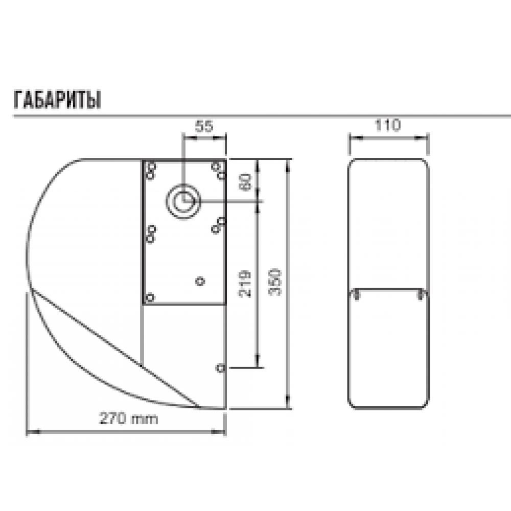 Комплект привода Nice SUMOVKIT