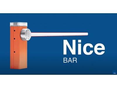 НОВОЕ ВИДЕО НА КАНАЛЕ Nice! Подключение, настройка и программирование шлагбаумов Nice серии BAR.