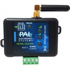 GSM-модуль PAL-ES SG303GA для управления автоматикой, дверями, воротами
